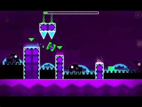 geometry dash meltdown full version youtube geometry dash meltdown airborne robots full level youtube