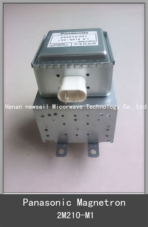 Magnetron Microwave Panasonic panasonic 2m210 m1 magnetron for microwave oven buy
