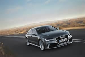 Audi Rs7 Sport Back 2014 Audi Rs7 Sportback