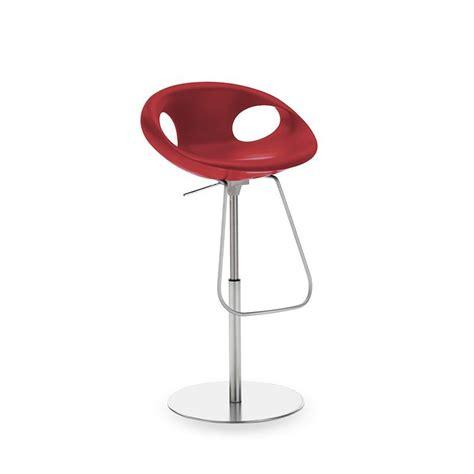 chaise de bar reglable up stool 907 51 chaise de bar hauteur r 233 glable tonon