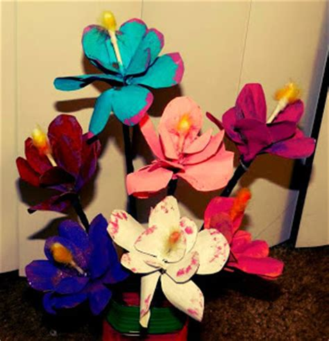 Tissue Paper Flowers In Vase by Creative Diy Crafts Flower Vase Made With Tissue Paper