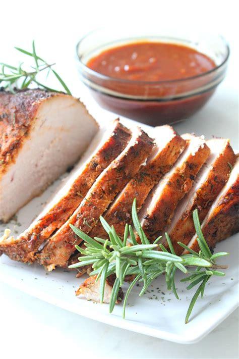 brined roast turkey breast recipe dishmaps