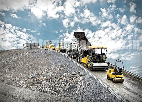 volvo ces pb abg tracked paver launched