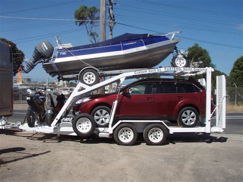 boat car trailer various projects austeng