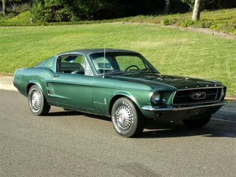 1967 mustang fastback for sale buy american car