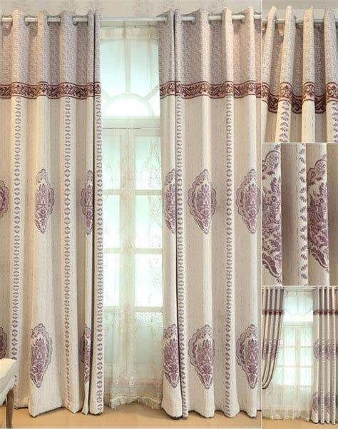 damask bedroom curtains purple damask elegant chic thermal insulated bedroom curtains