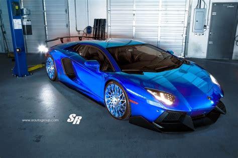 lamborghini aventador modified modified cars modified electric blue lamborghini aventador
