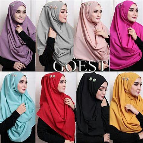 Jilbab Pashmina Instan jilbab pashmina instan oshira model jilbab terbaru bundaku net