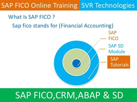 sap tutorial financial accounting sap fico online training