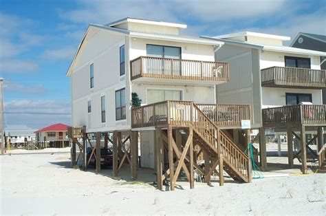 gulf shores house rentals awbrey house anchor vacation rentals in gulf shores al