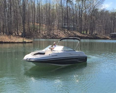 23 foot boat tahoe 23 foot deck boat boat for sale from usa