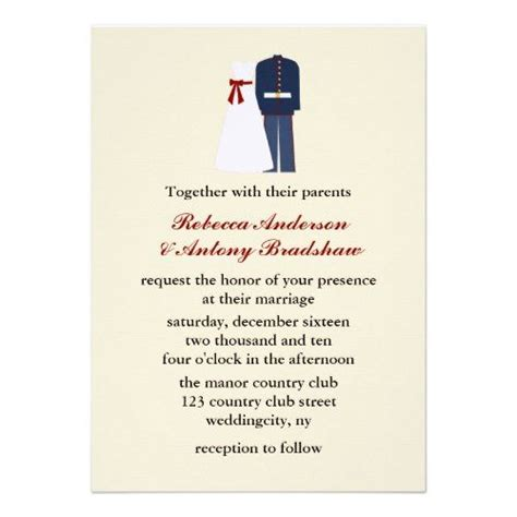 Usmc Wedding Invitations by 248 Best Images About Usmc Wedding On