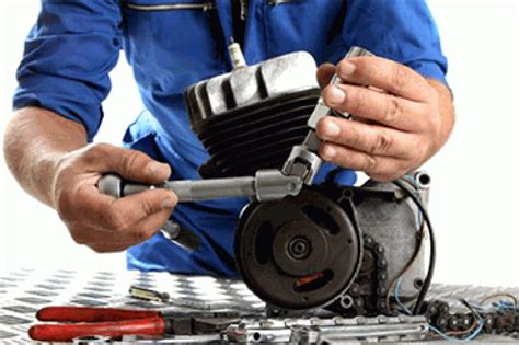 Small Motor Mechanic by Small Engine Repair Course
