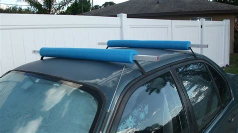 Roofrack Keranjang Simple kayak roof rack ftempo