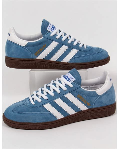 adidas handball spezial blue white adidas handball spezial trainers royal blue white