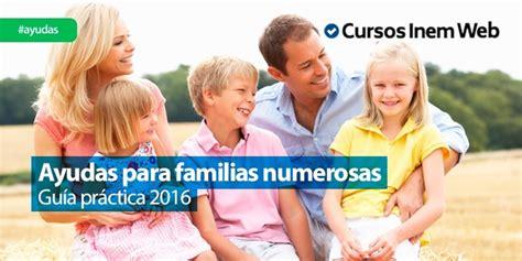 Ayudas Autonmicas Federacin Andaluza De Familias Numerosas | ayudas para familias numerosas provporcreditos