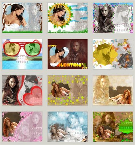 how to make photo calendars for free free calendar maker create printable photo calendar