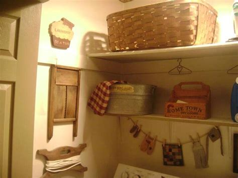 Country Laundry Room Decorating Ideas Best 25 Primitive Laundry Rooms Ideas On