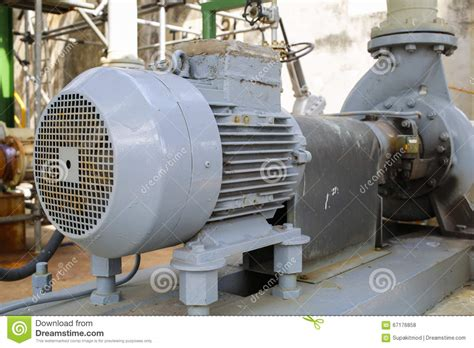 induction motor used in industry induction motor with centrifugal pumps stock photo image 67176858