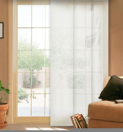 panel track blinds for patio doors comfortex 174 envision 174 panel track blinds solar shade