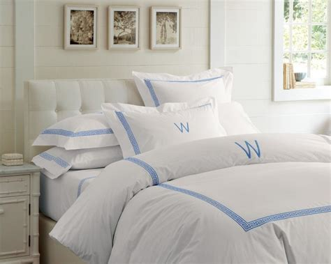 Key Bedding by Classic Key Bedding Blue Traditional Bedding