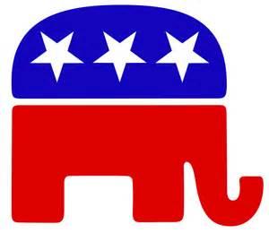 democratic symbol and color file republicanlogo svg wikimedia commons