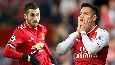arsenal january transfer news january transfer news rumours mkhitaryan set for pay