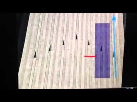 white pattern bowling usbc oil pattern youtube