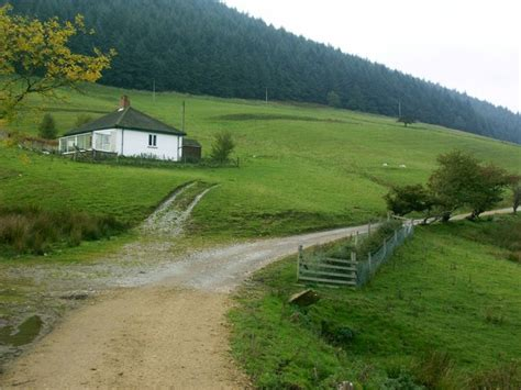 File Isolated House In The Alport Valley Geograph Org Uk 262480 Jpg