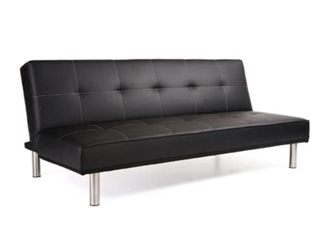 game sleeper couch lounge suites milan stunning leatherette sofa bed