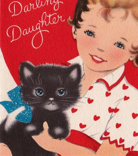 valentines for daughters vintage for a valentines by
