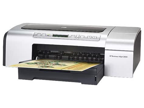 Printer Hp Business Inkjet 2800 hp business inkjet 2800 printer hp 174 official store