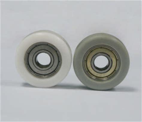 Sliding Glass Door Wheels by China Plastic Sliding Roller Wheels For Glass Garage