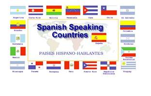 ten speaking countries did you list of speaking countries