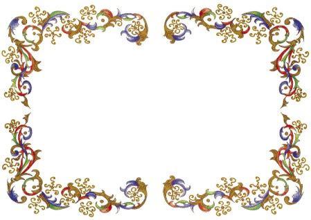 disegni di cornici da stare cornici per pergamene da scaricare 28 images