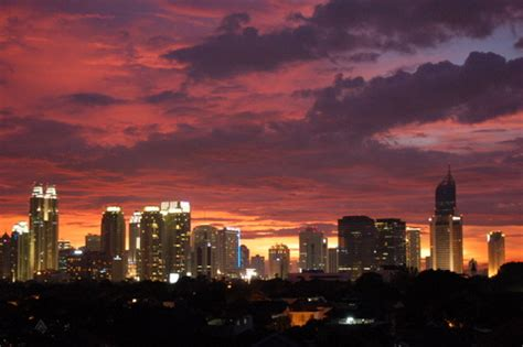 Imac Jakarta jakarta sunset mac coates flickr