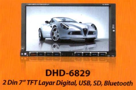 Tv Mobil Dhd Type 5718 gempar variasi mobil murah surabaya variasi mobil