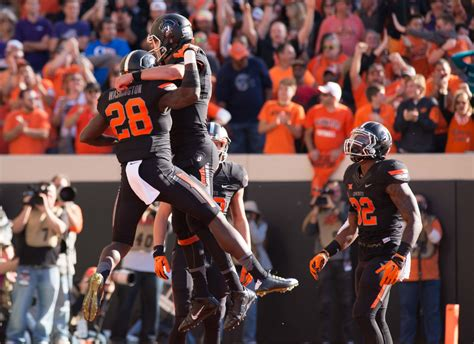 Oklahoma State Mba Cost by Bowl Projections Oklahoma State Jumps Into Playoff Usa