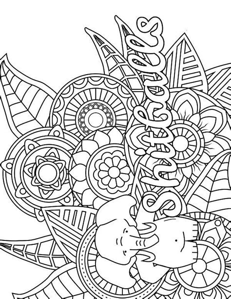 blank coloring pages for adults miss adewa 83823f473424