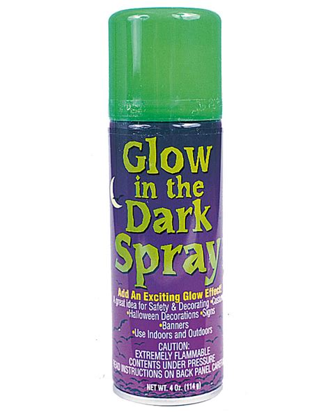 Sprei Glow In The Glow In The Uv Deco Spray Uv Spray Horror Shop