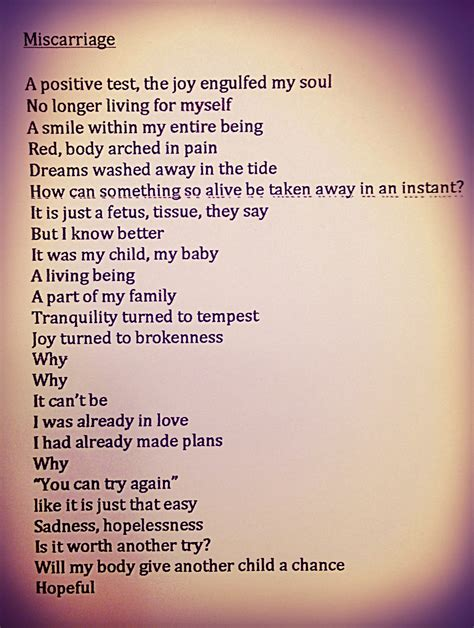 Early Poems miscarriage poem a poem i wrote to help cope with the