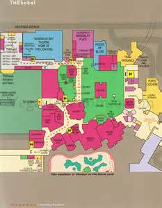 Mandalay Bay Floor Plan Las Vegas Casino Property Maps And Floor Plans