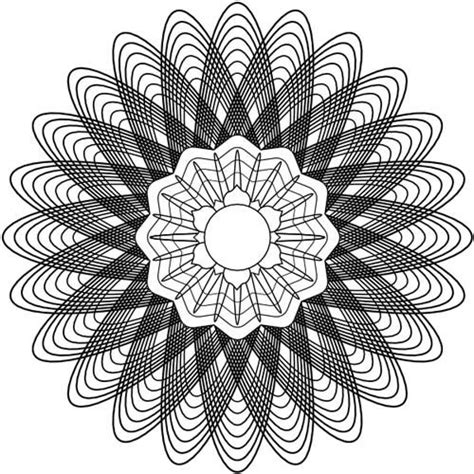 real geometric coloring pages 18 best images about geometric patterns and designs on