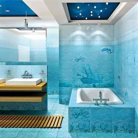 Blue Color Bathroom by 20 Best Bathroom Color Schemes Color Ideas 2016 2017