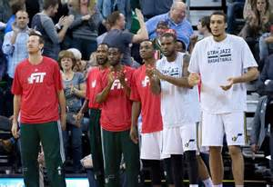players bench utah who s going to step up off the bench for the utah jazz