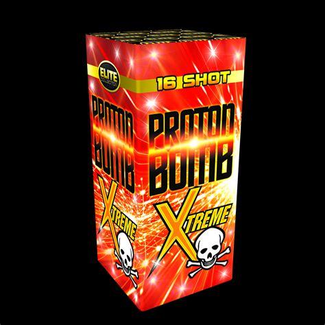 Proton Bomb by Proton Bomb 16 Barrage 1 3g Firework Savers