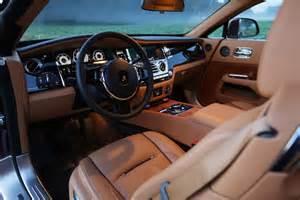 Rolls Royce Wraith Inside 2014 Rolls Royce Wraith Around The Block
