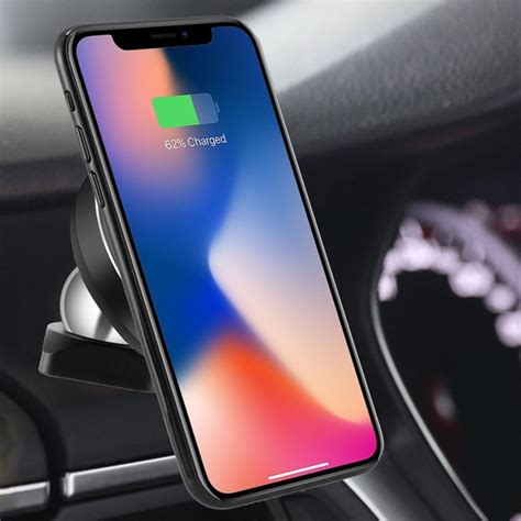Iphone Wireless Charger List Iphone X Compatible Car Qi Wireless Chargers