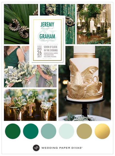 ruby wedding inspiration mint green teal and gold wedding green and gold forest wedding theme ideas wedding color