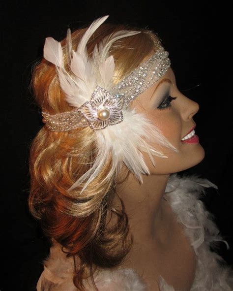 gatsby hair party reserved for lu gatsby orchid glam crystal gatsby